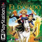 The Road to El Dorado by UBI Soft