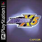Mega Man X5 by Capcom USA