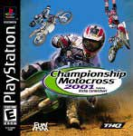 Champion Motocross 2001 featuring Ricky Carmichael