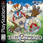 Tail Concerto by ATLUS USA INC