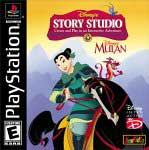 Disney's Mulan Interactive Adventure - Story Studio by Newkidco LLC