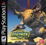 Digimon World by Bandai