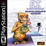 E.T. - The Extra-Terrestrial: Interplanetary Mission