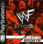 WWF Attitude Playstation
