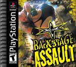 WCW: Backstage Assault
